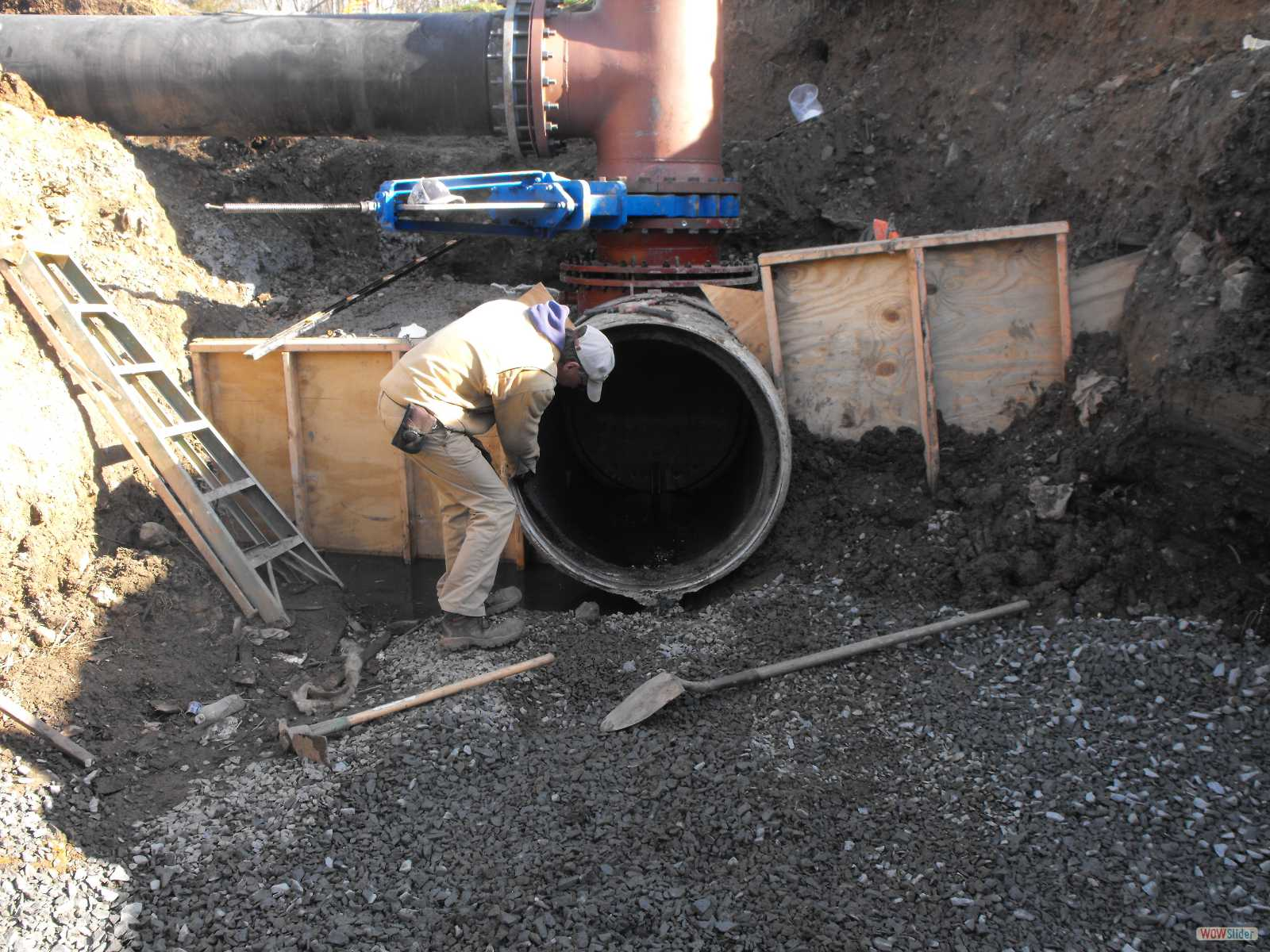 Epoxy Pipe Lining Houston : Ift featured princeton new jersey job